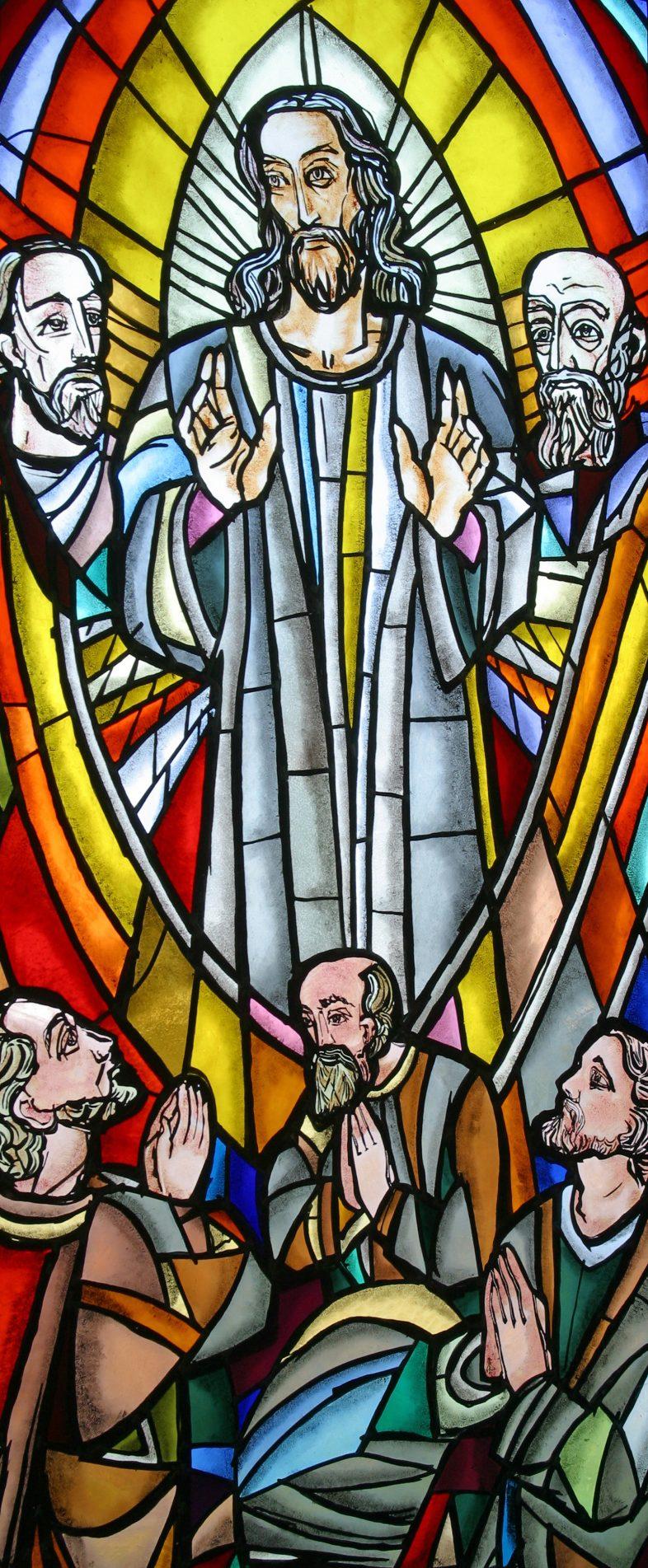 Transfiguration of Jesus according to Mark